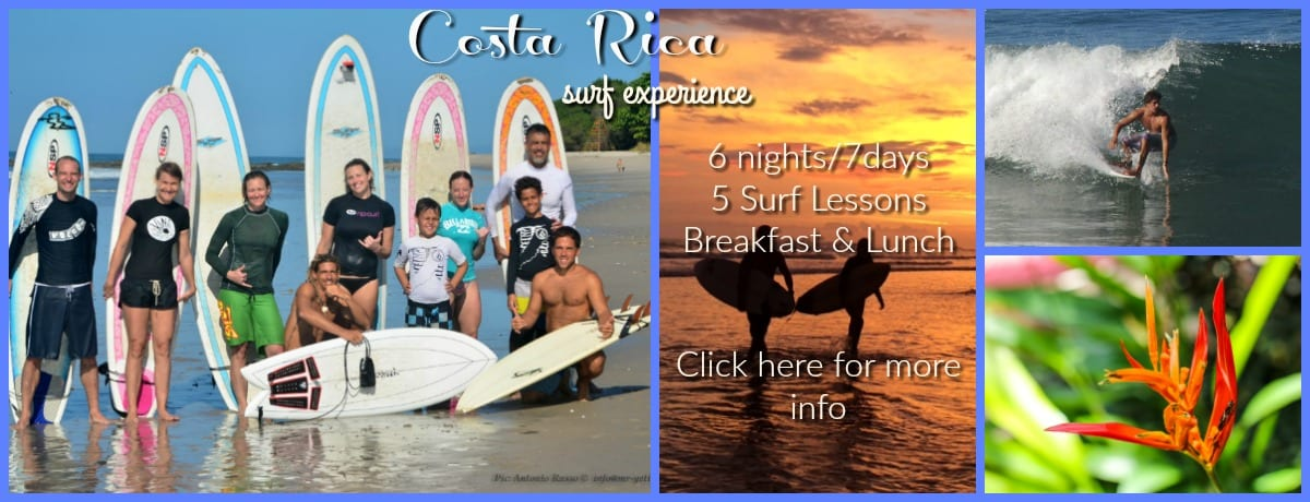 Costa Rica Surf House Experience