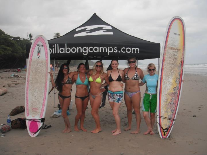 Costa Rica surf camps