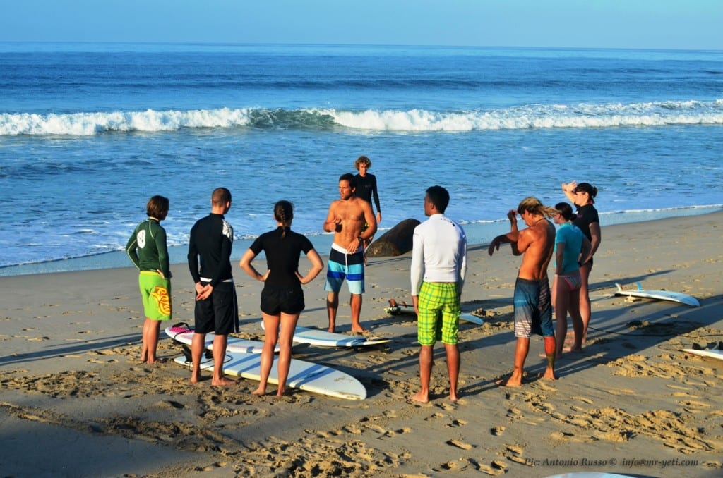 Surf Camps in Mal Pais Costa Rica
